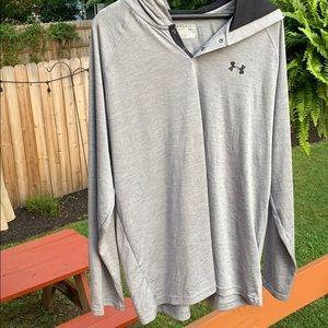 Under Armour  long sleeve hoodie